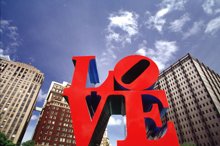 philly-love-sculpture