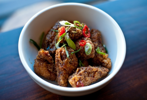 singapore chicken wings