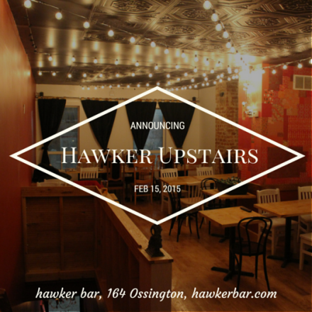 announcing hawker upstairs